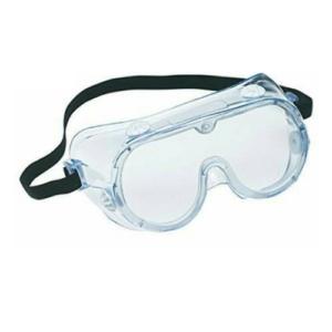 Des lunettes de protection