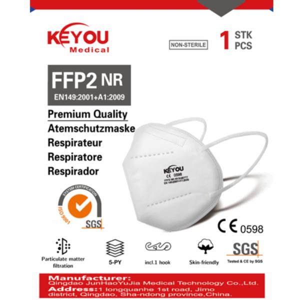 Keyou FFP2 face mask 20